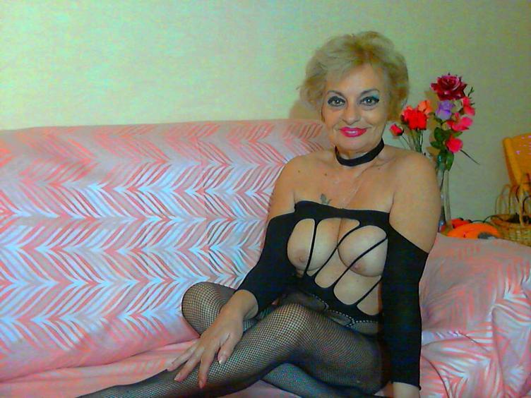 Erotische und geile Lady