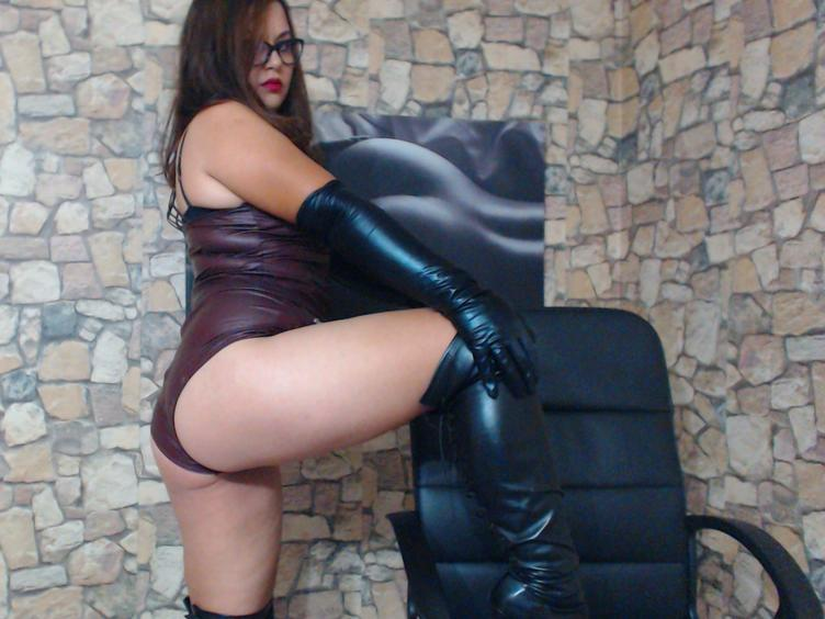 You have a burning desire to submit and serve do you?