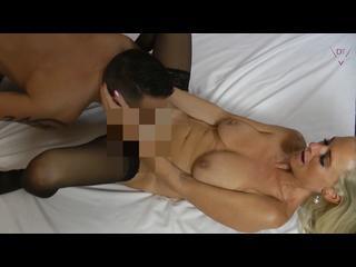 MILF, Paar, Pussy, Schwanz, Tattoo, Ficken, Muschilecken