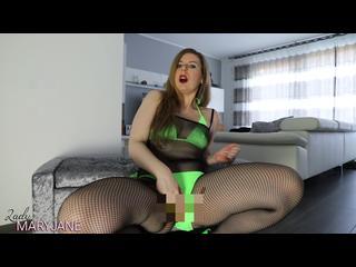 Orgasmus, Posing, Selbstbefriedigung, Solo, Wichsanleitung, Netzstrümpfe, Vibratoren