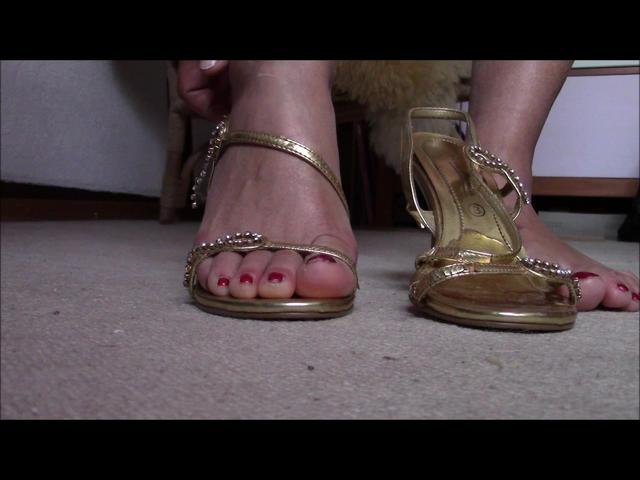 Schuhe, Füße, Dilo spiel