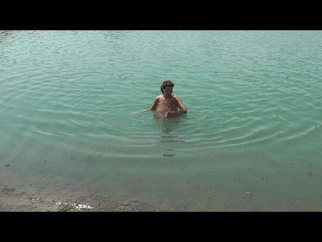 Geil am Baggersee